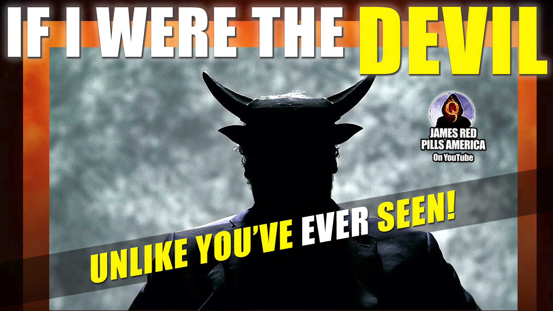 TERRIFYING VIDEO!  IF I WERE THE DEVIL - Future Proves Past Again! Do NOT Miss This SHORT But POWERFUL Video!