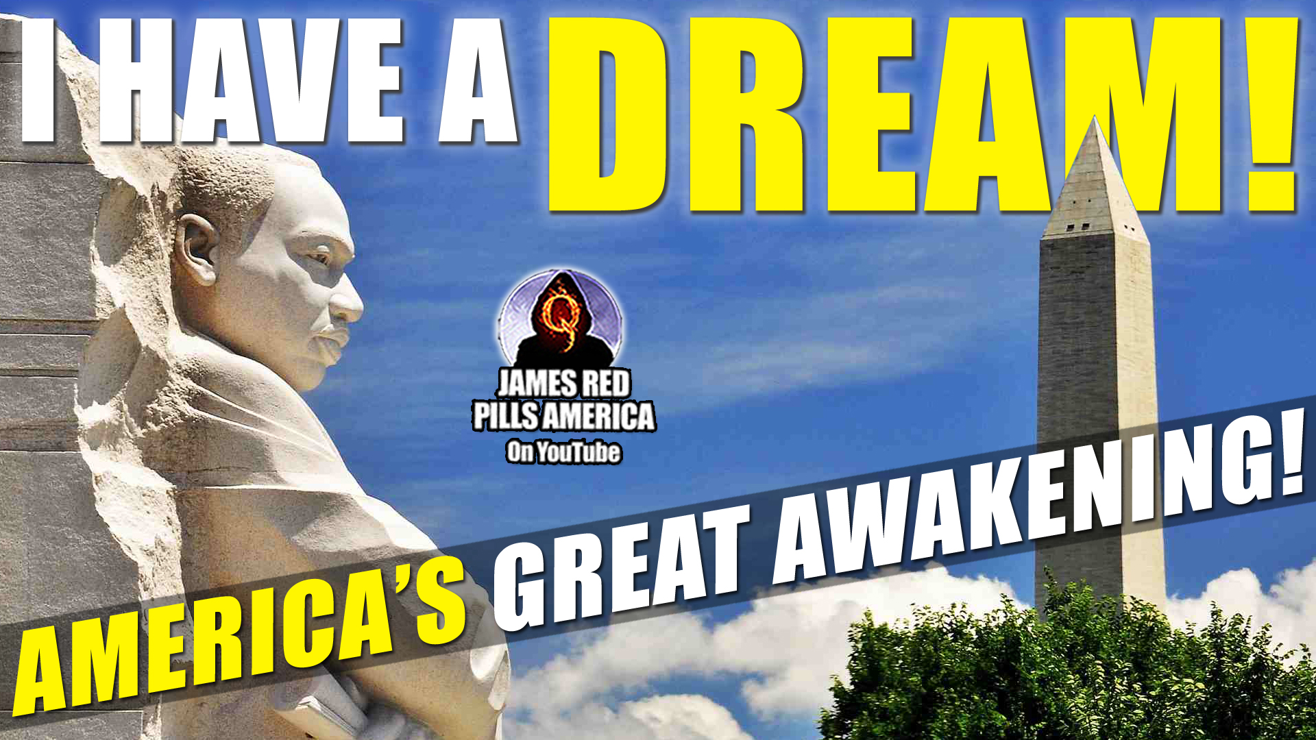 Martin Luther King Jr Was Part of the Great American Awakening! I Have a Dream! Awesome Video!