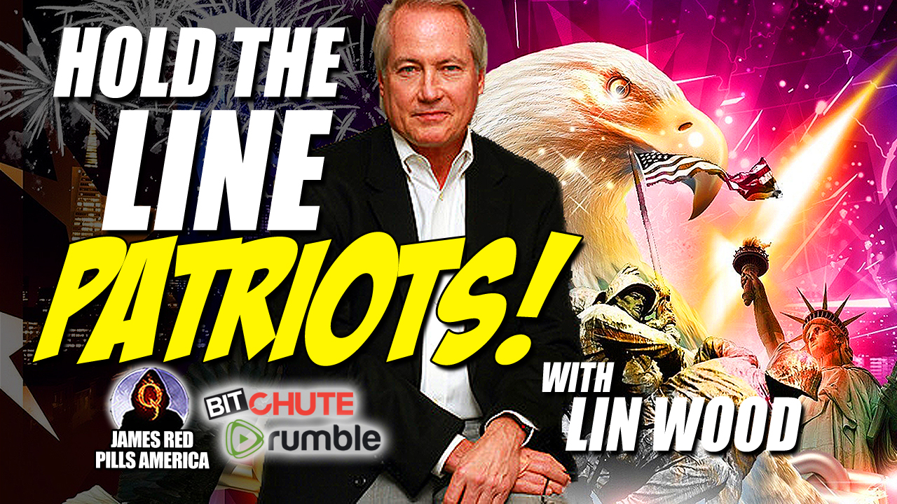 Hold The Line, Patriots, America's Future Will Be Glorious! Latest Epic Interview With Lin Wood - Must See Video!