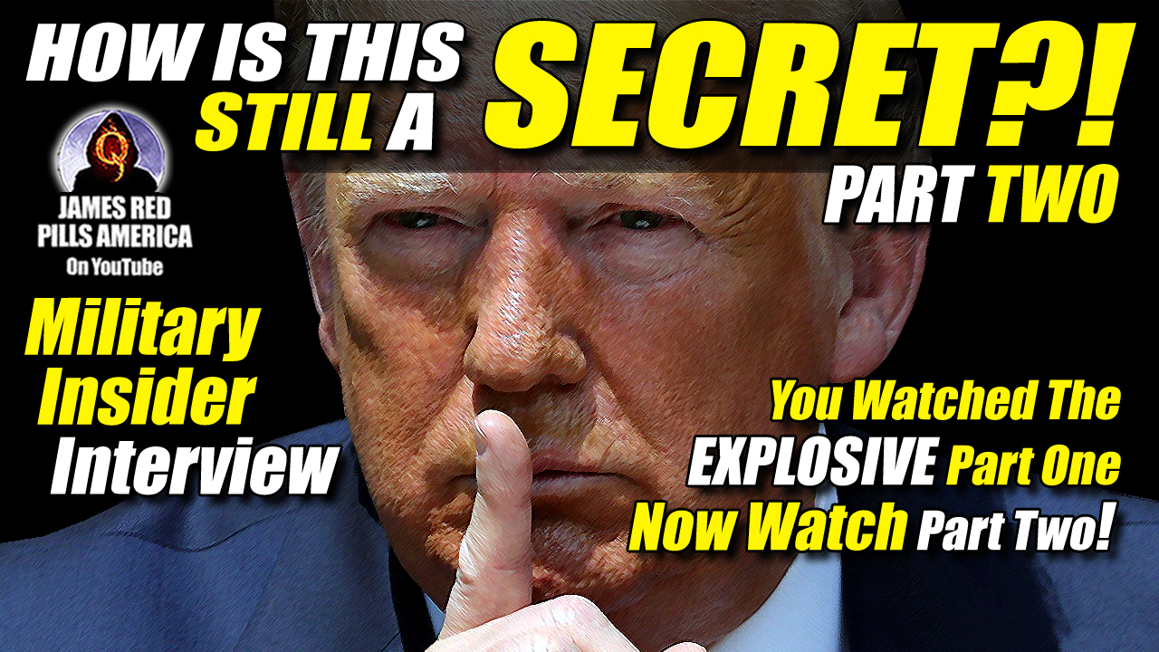Part Two! How Is This Still a Secret?! Military Insider Interview: Special Ops Revealed [DS] Hidden Secrets - Explosive Video!